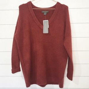 NWT French Connection | V-Neck Sweater